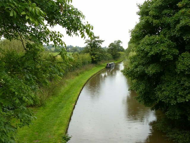 Trent and Mersey Canal near Weston