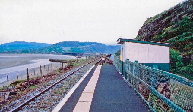 Llandecwyn (Halt), Cambrian Coast Line, 2001