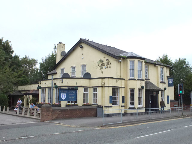 The Carters Arms, Glover's Brow, Kirkby