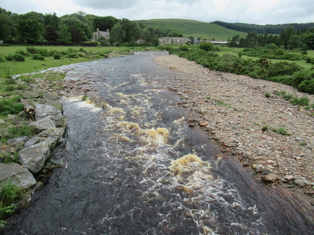 River Breamish and Ingram Farm