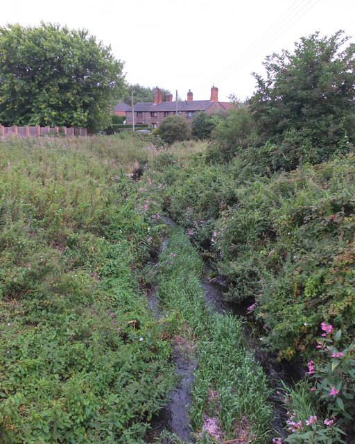 Kirkby Brook at Little Brook Lane