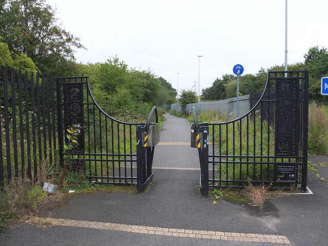Kirkby Valley Greenway