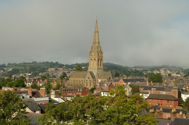 St. Michael and All Angels Church, Exeter