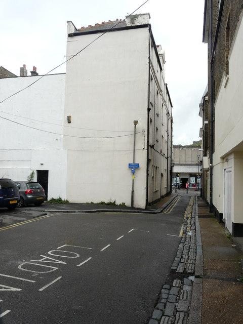 2, New Street