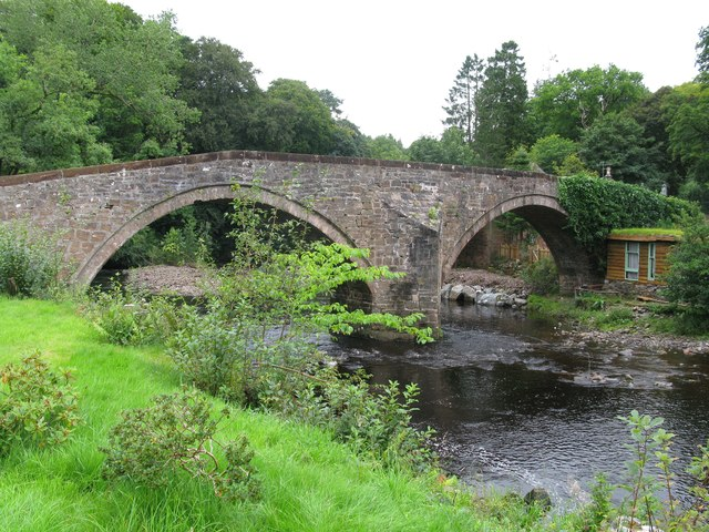 Sorn Old Bridge, Sorn