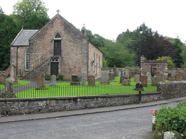 Sorn Parish Church