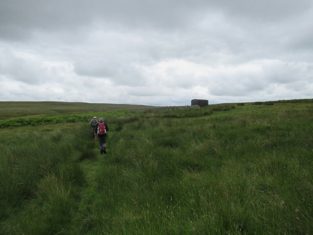 Bridleway to Sheepfold