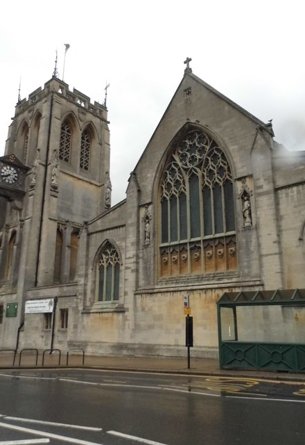 Church of St John the Baptist, Epping