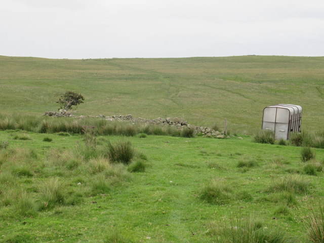 Dilapidated Sheepfold