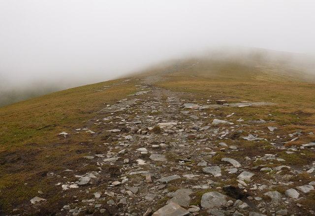 Path along Ben Wyvis