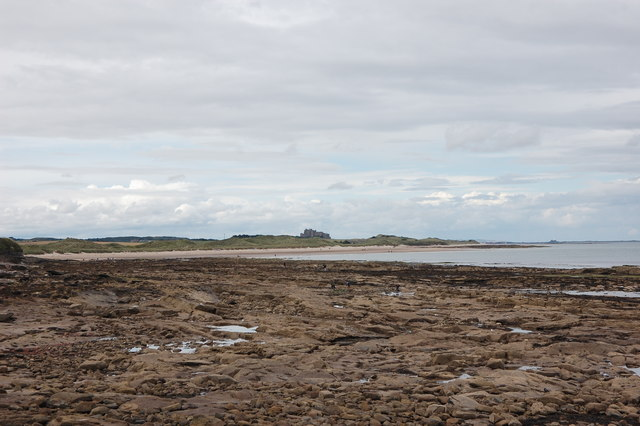 Coastal castles