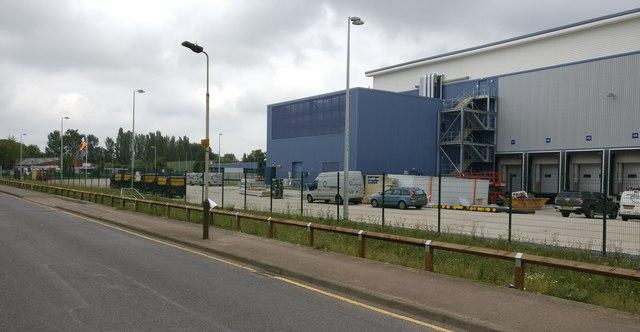 Samworth Brothers Leicestershire distribution hub