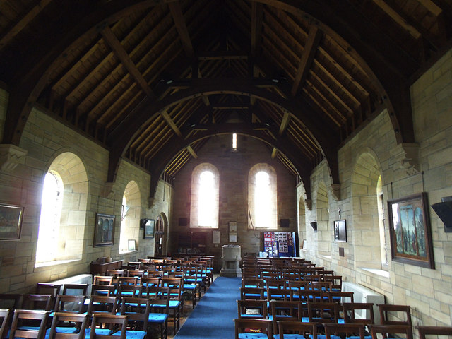 St Michael and All Angels, Wilsill - nave
