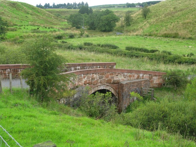 Mucks Bridge, north of Darvel