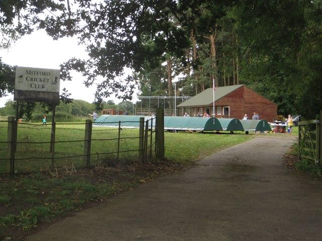 Mitford Cricket Club
