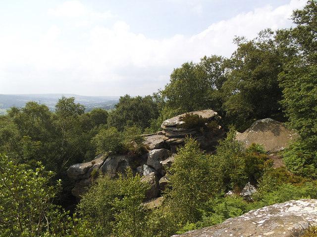 Brimham Rocks (2)