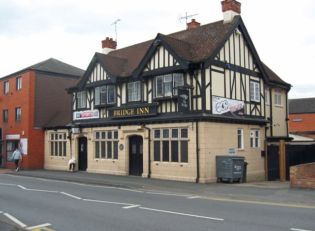 Bridge Inn (a), Lowesmoor Terrace, Worcester