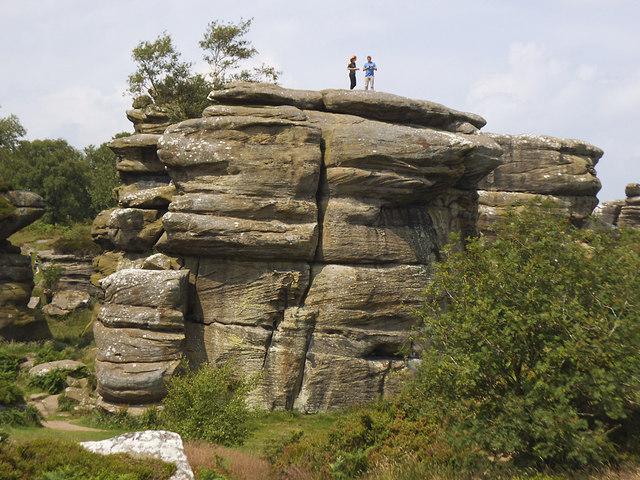 Brimham Rocks (3)