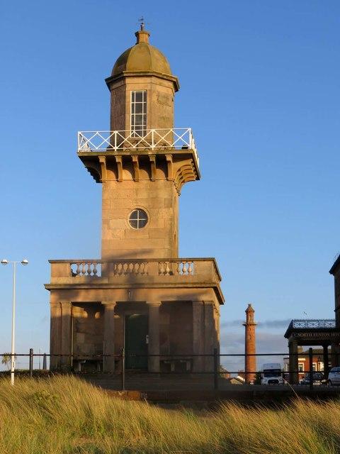Lighthouse on the Esplanade