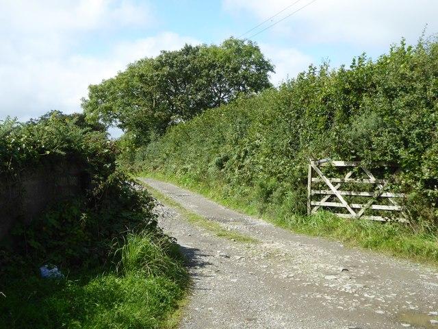 Track to Horrathorn