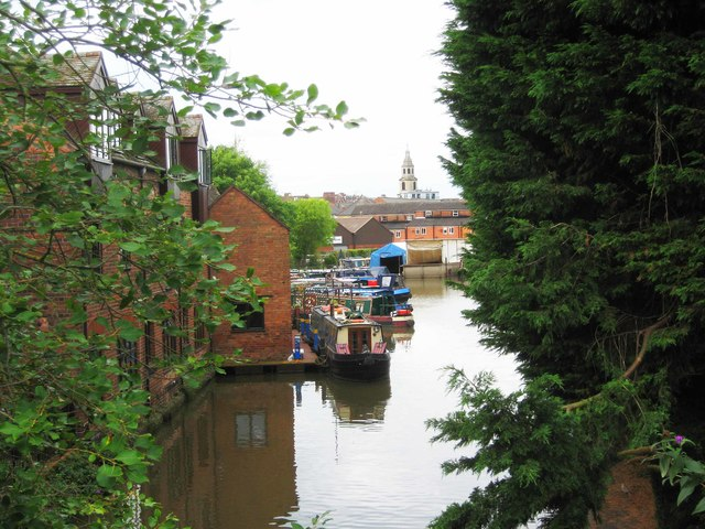 Worcester Marina, Lowesmoor Wharf, Worcester