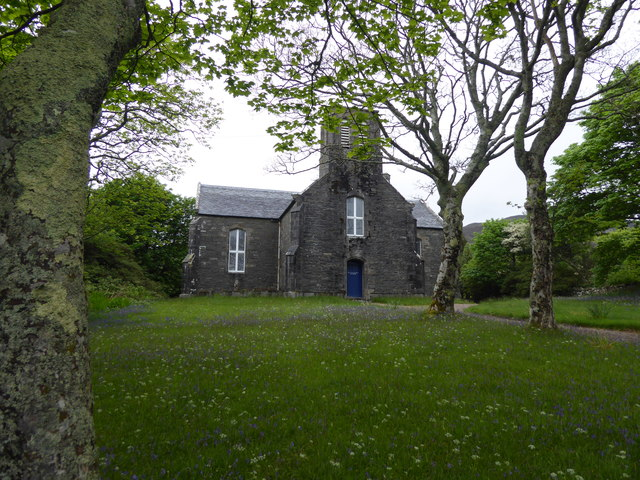 Ardnamurchan Parish Church