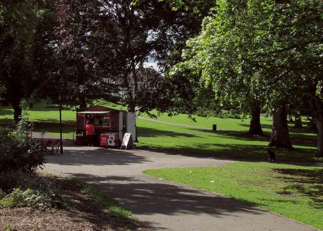Cafe, St Andrew's Park, Bristol