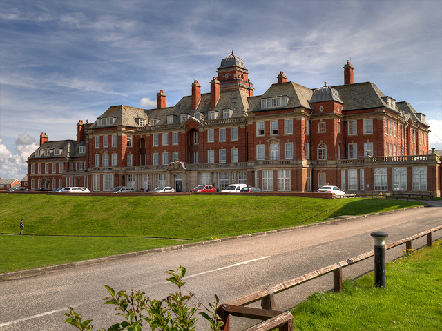 Miners' Convalescent Home, Blackpool