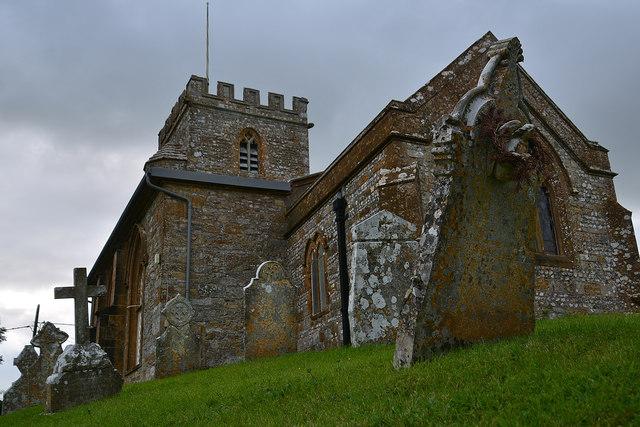 Toller Porcorum : St Andrew & St Peter Church