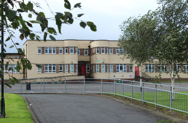 Primary School, Girvan