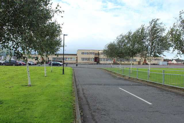 Primary School, Girvan