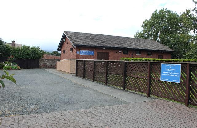 Kingdom Hall, Girvan