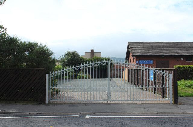 Gateway to Kingdom Hall, Girvan