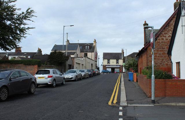 Wesley Road, Girvan