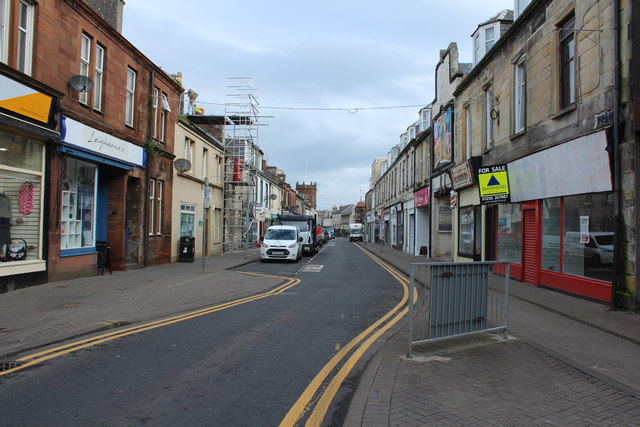 Dalrymple Street, Girvan