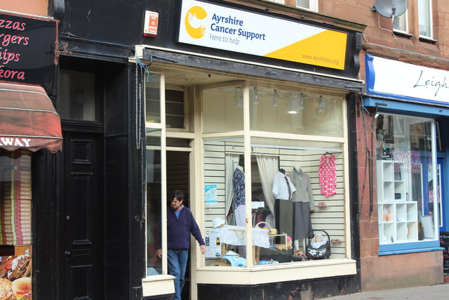 Ayrshire Cancer Support, Girvan