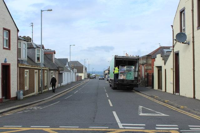 Duncan Street, Girvan