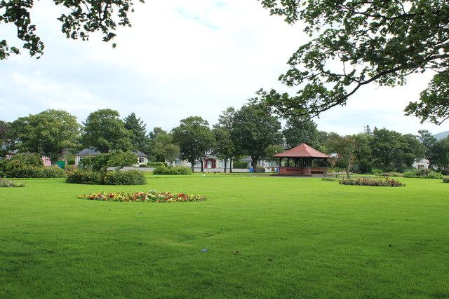 Victory Park Garden, Girvan