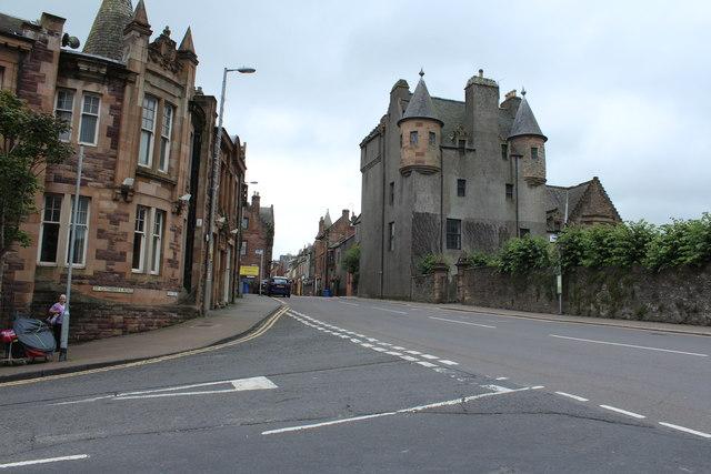 High Street, Maybole