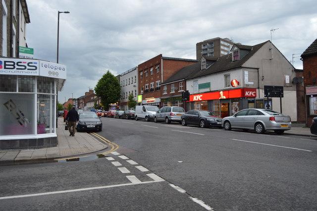 KFC, Tavistock Street