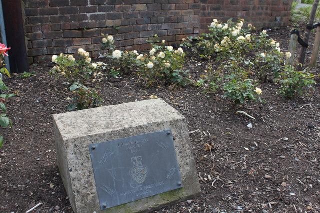 Commemorative Garden, Prestwick Cross
