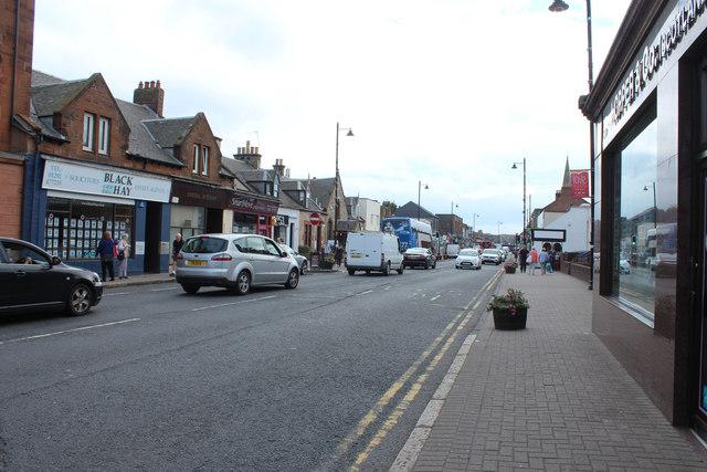 Main Street, Prestwick