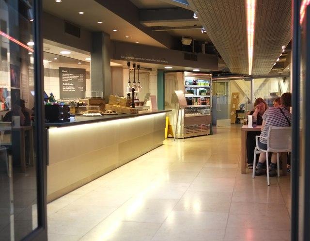 Lilian Baylis Theatre Café