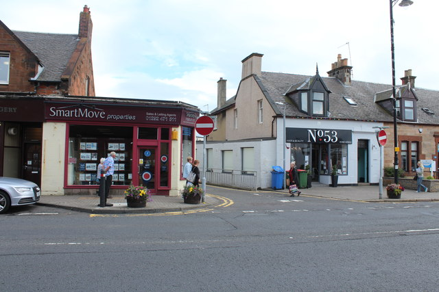 Saunterne Road, Prestwick