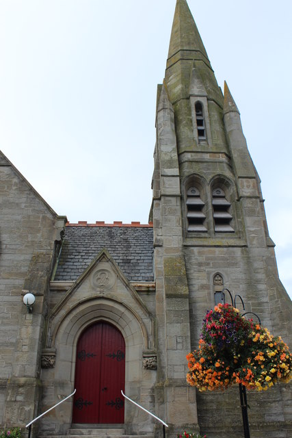 Prestwick South Parish Church