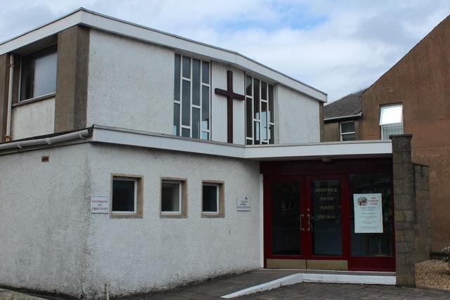 Prestwick South Parish Church
