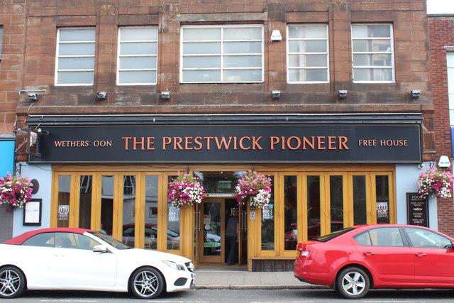 The Prestwick Pioneer