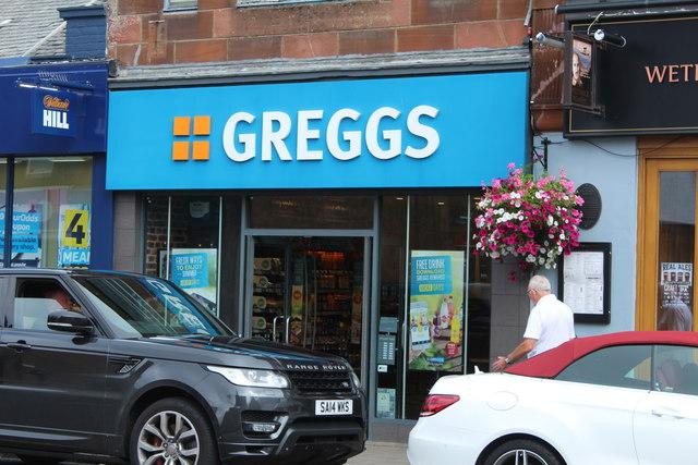 Greggs, Prestwick