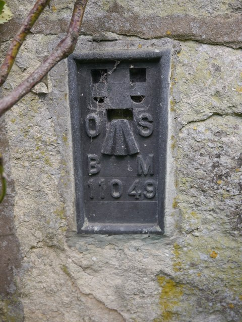 Flush Bracket OSBM 11049: Burford, Barn Cottage
