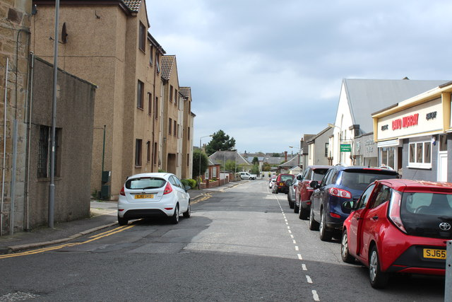 Kyle Street, Prestwick